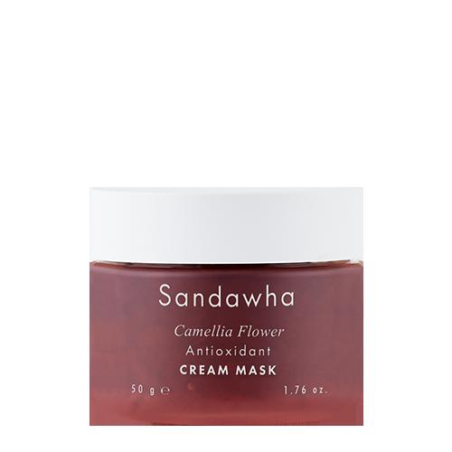 [Sandawha Camellia Flower Antioxidant Cream Mask] Image