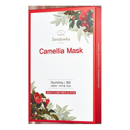 [Sandawha Camellia Mask] Image