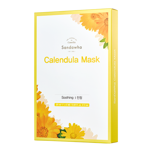 [Sandawha Calendula Mask] Image